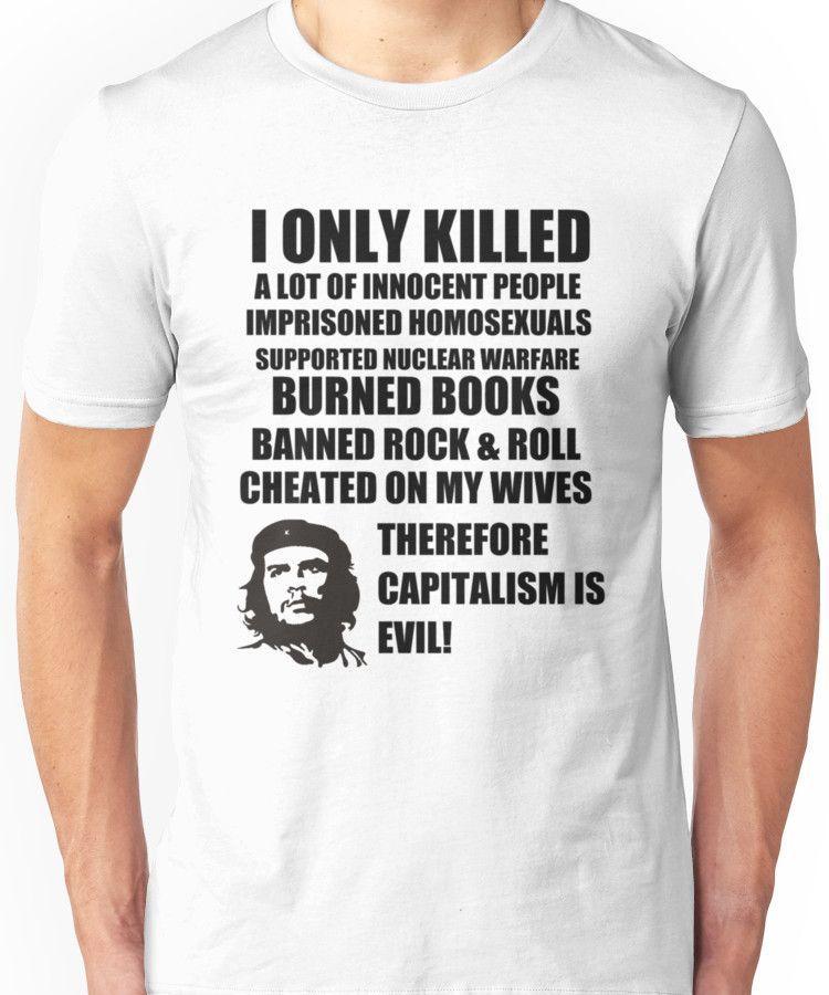 9e2069588 Anti-Che Guevara | Slim Fit T-Shirt in 2019 | Products | Che guevara ...