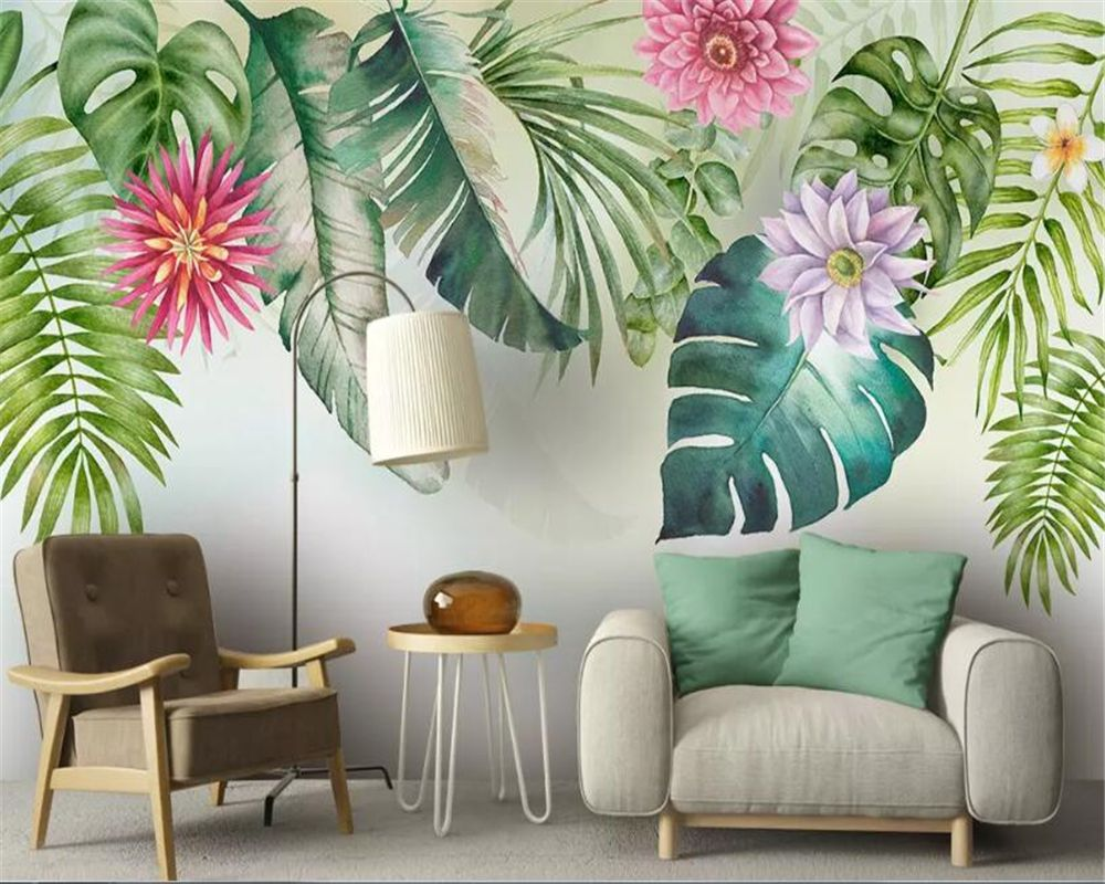 12 Smart Designs Of How To Improve Modern Wallpaper For Bedroom Nursery Wall Murals Modern Wallpaper Decor