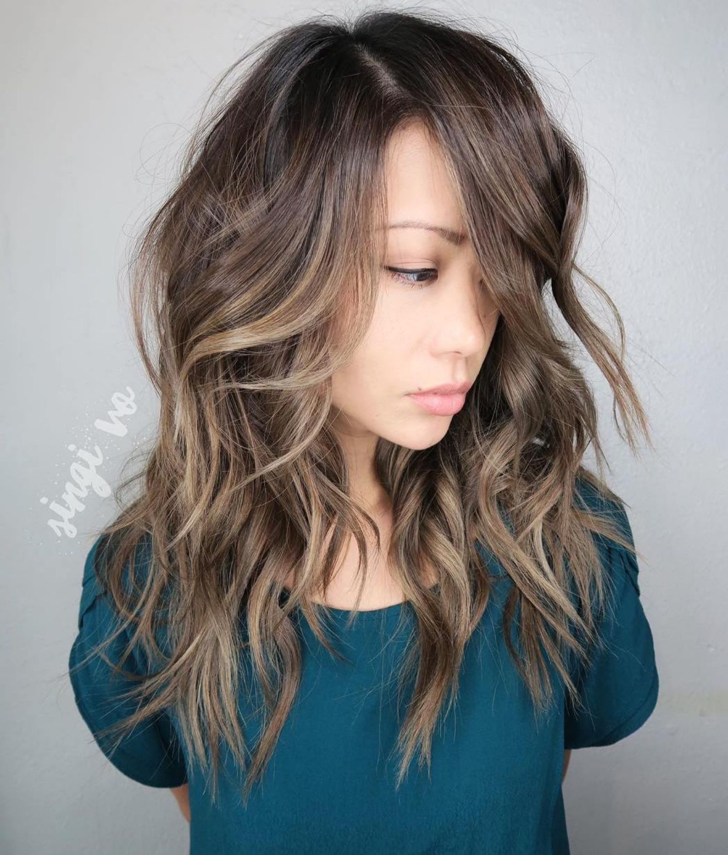 Layered Haircut For Long Thick Hair Thick Hair Styles Long Thick Hair Haircuts For Long Hair