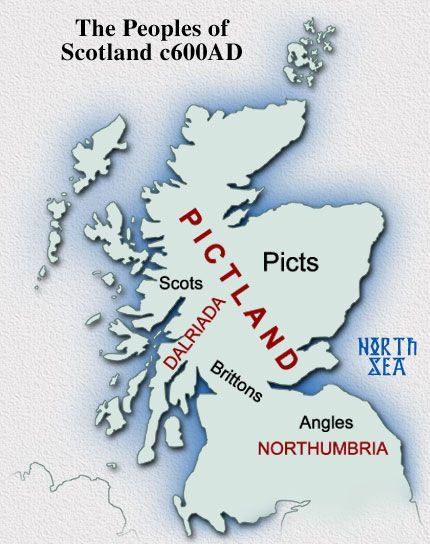 Map Of Ireland 600 Ad.Map Of Scotland C 600 Ad Scotland Scotland History