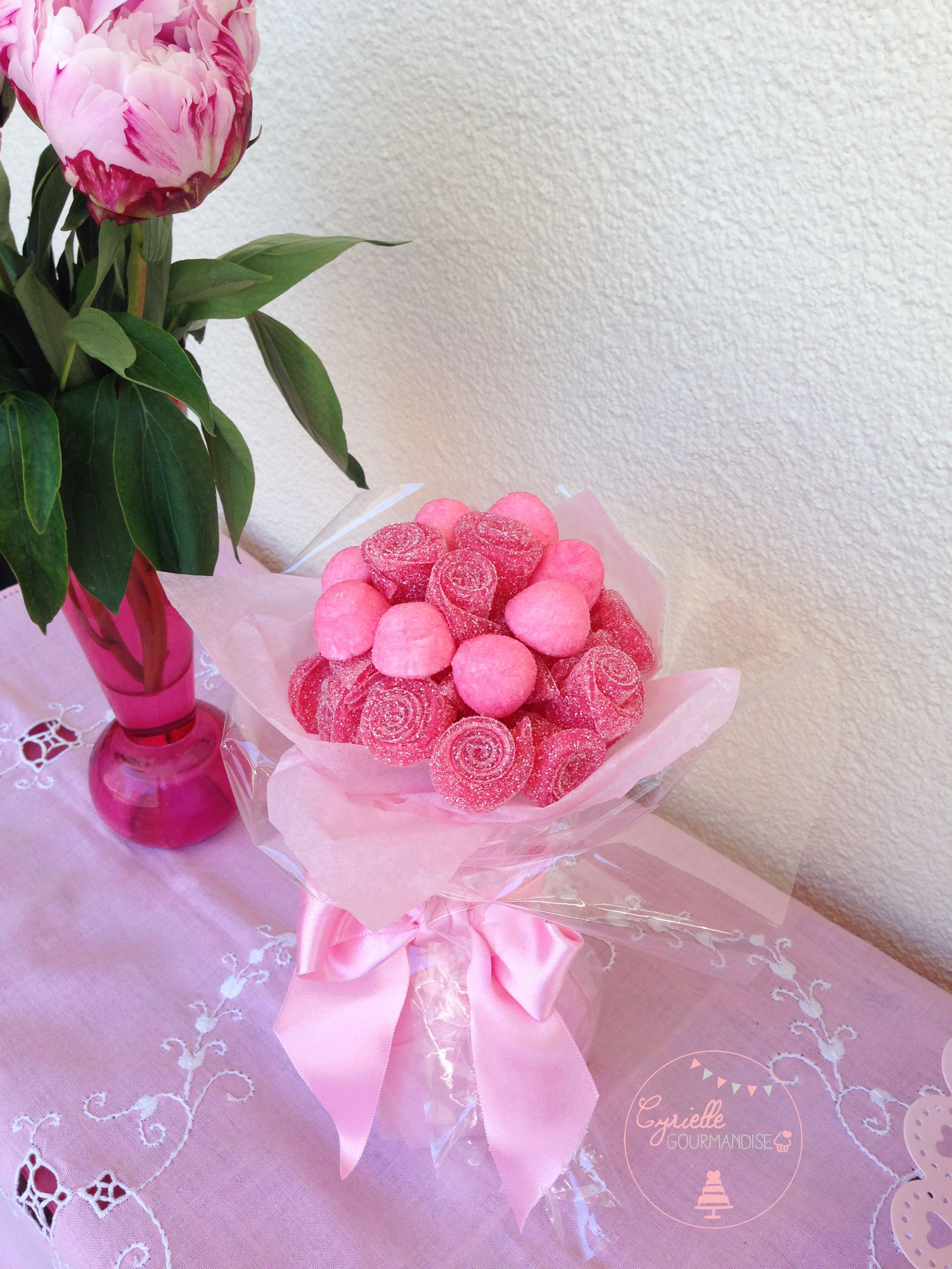 Bouquet Bonbons Bouquet Bonbon 2 Ideas Monik Candy Cake Et Gifts