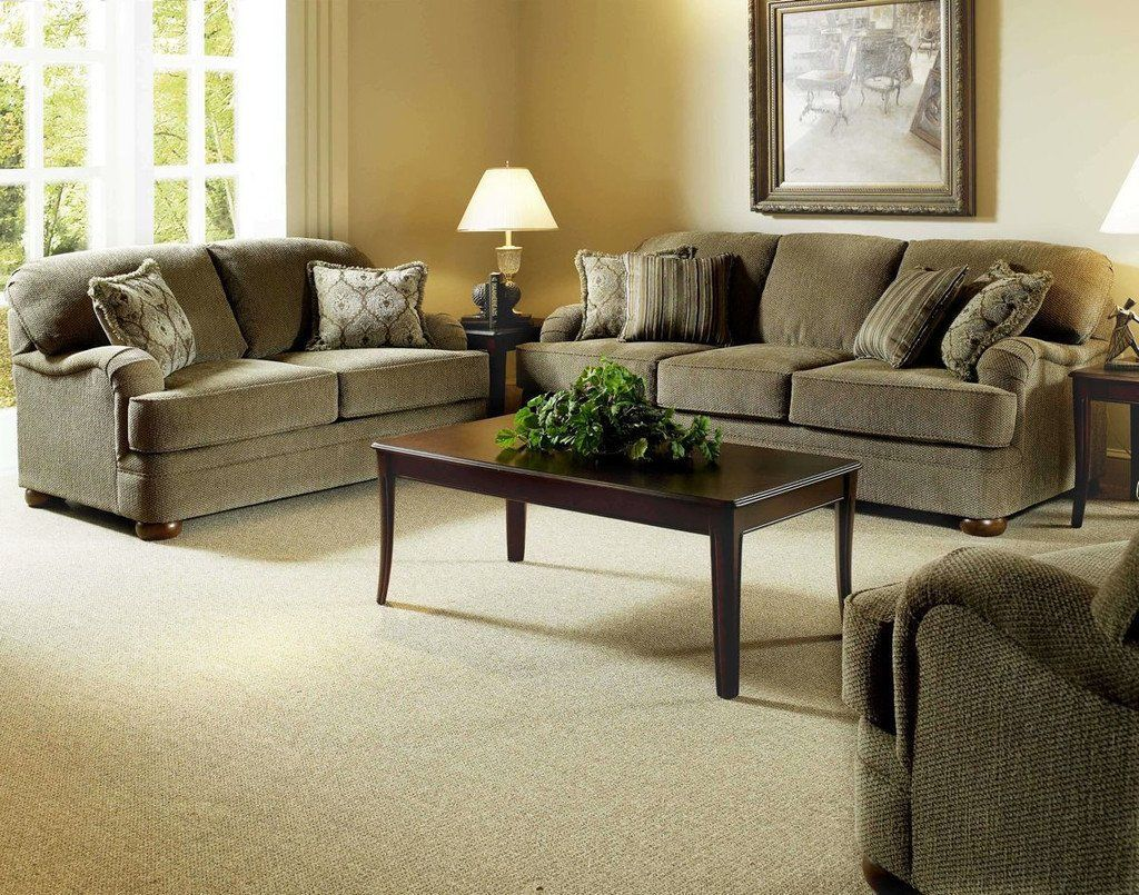 Charming Heavenly Suede Sofa And Loveseat By Serta Upholstery , Stationary Sofa And  Loveseat   Serta Upholstery
