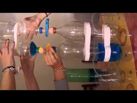 Funcionamiento Del Corazón Con Materiales Reciclables Youtube Corazones Youtube
