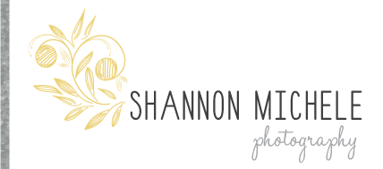 Our photographer! :) shannon michele photography