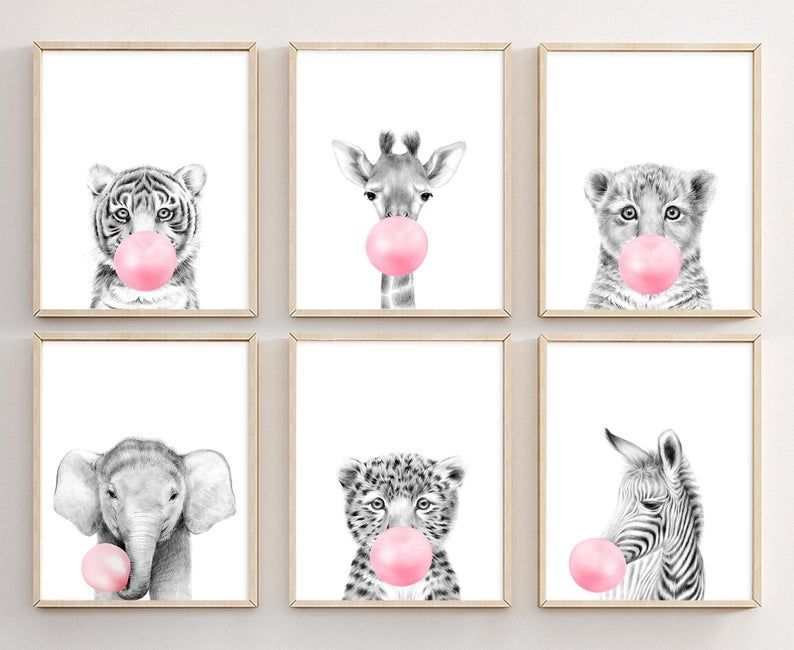 10++ Deco chambre bebe animaux trends