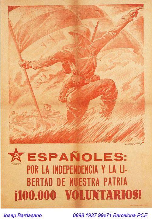 Resultado de imagen de 2a republica española carteles