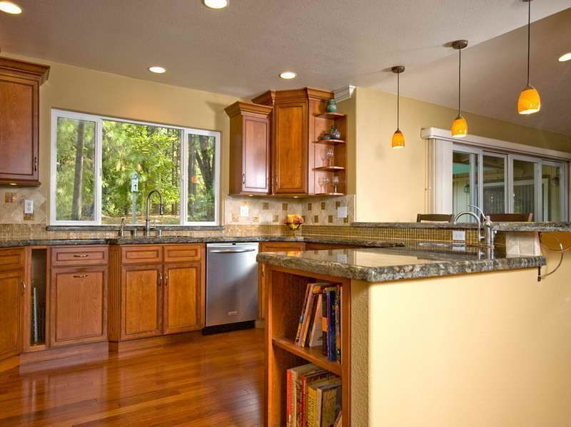 Kitchen Wall Colors With Country Kitchen Colors With Small Kitchen