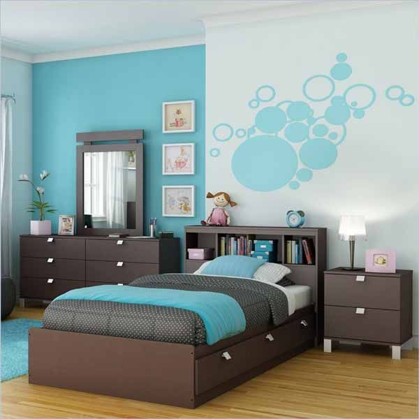 Bedroom Color Paint Ideas Design Modern Kids Bedroom Design Ideas With Blue Themed  Tifbox
