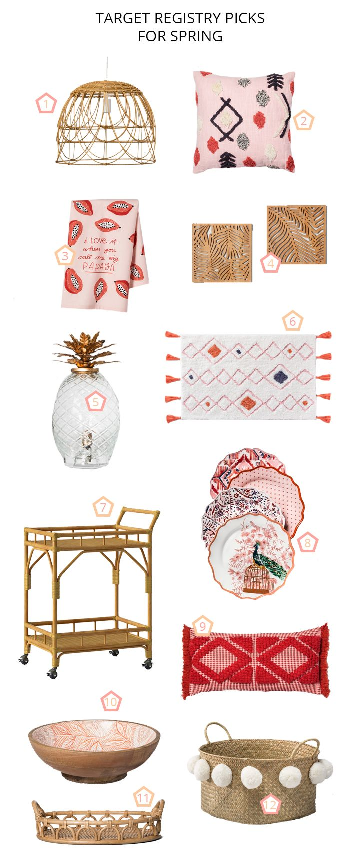 Target Wedding Registry Picks For Spring Target wedding