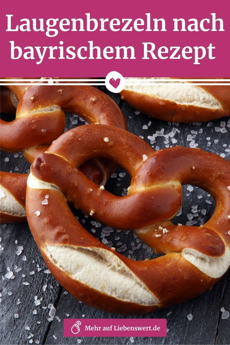 Photo of Bake pretzels according to a Bavarian recipe yourself