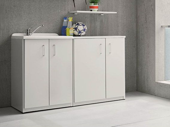 Birex Mobili ~ Mobile lavanderia con lavatoio per esterni braccio di ferro by birex