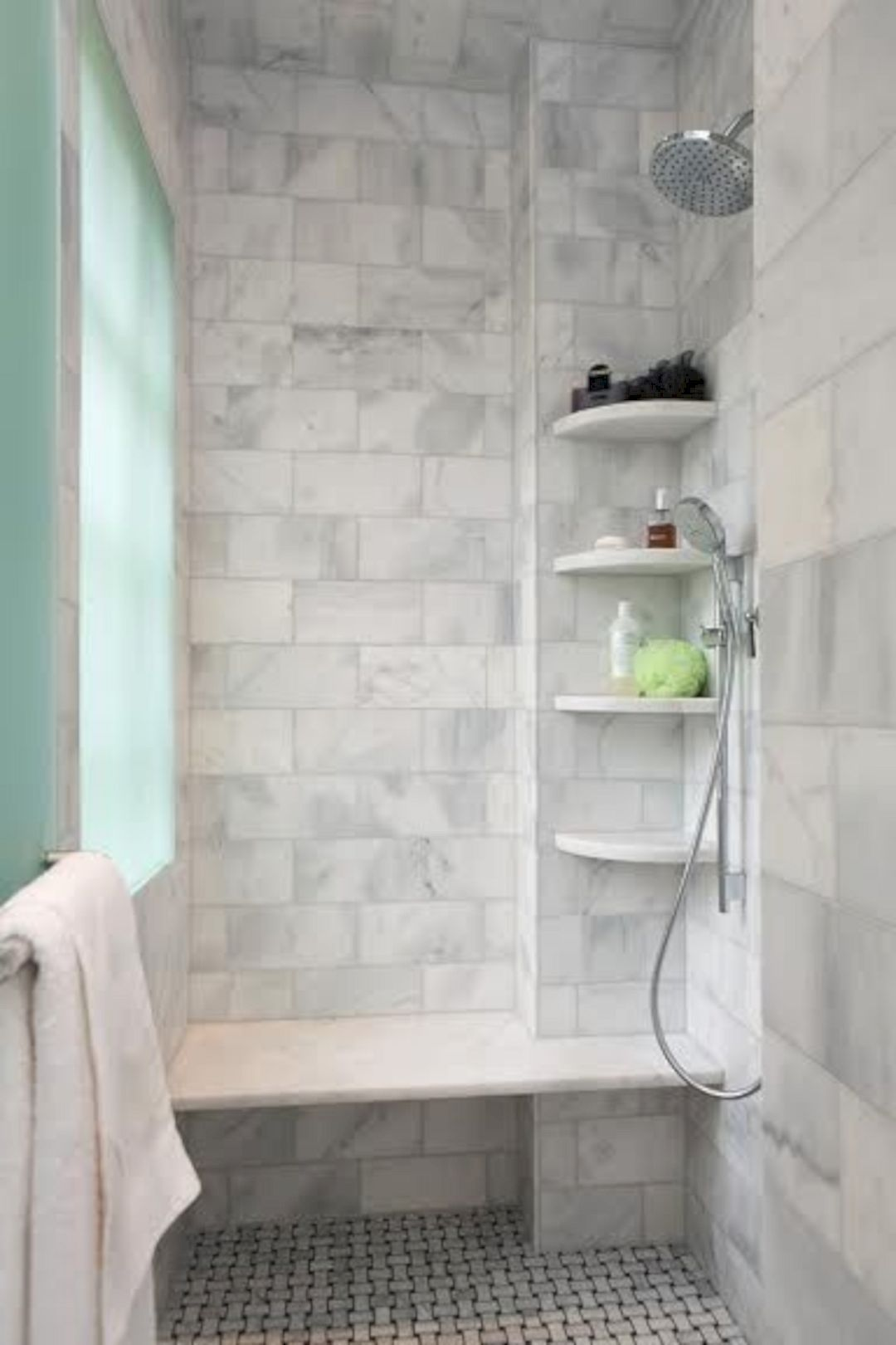 15 Great Renovation Ideas to Makeover Your Shower https://www ...