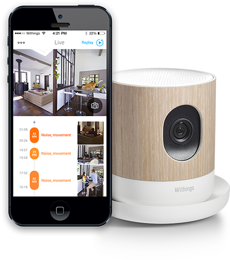 Withings' new HomeKitintegrated video monitoring