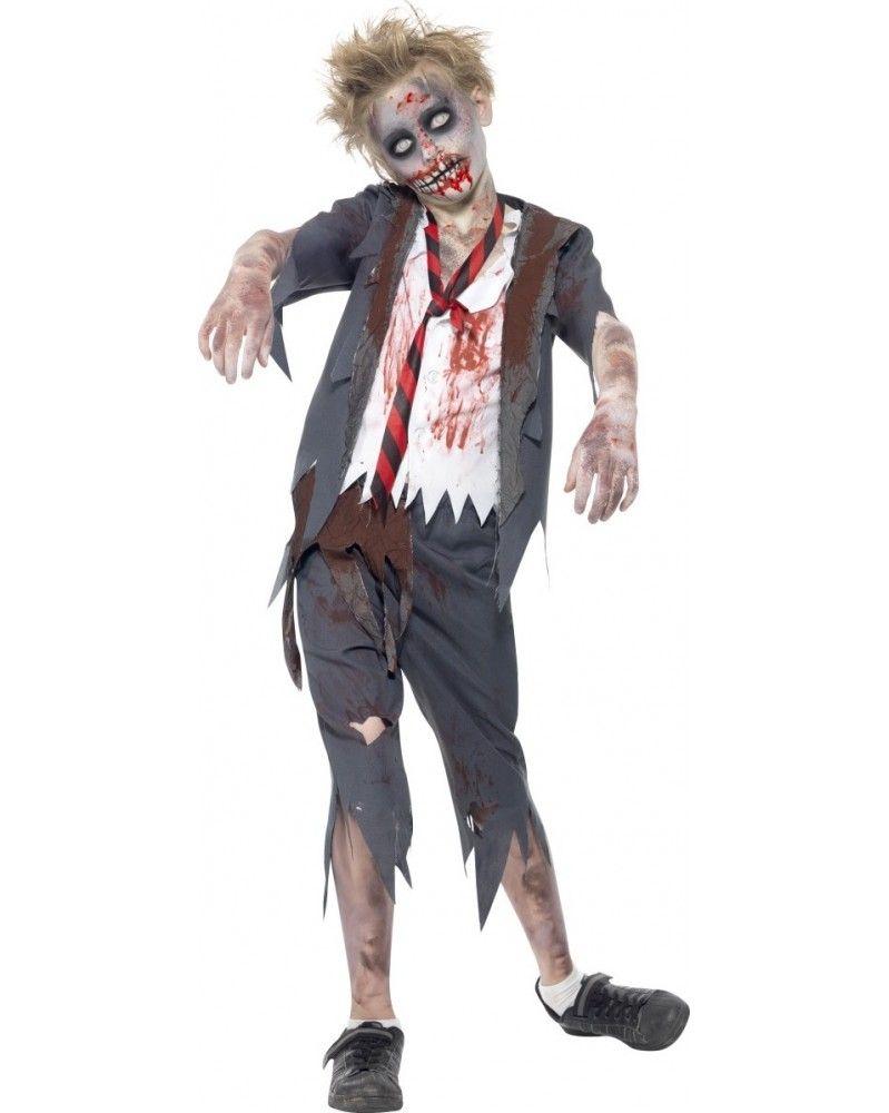 Deguisements Costumes Garcons Costume Squelette Enfant Maison Hantee Halloween Fancy Dress Kids Costume Com