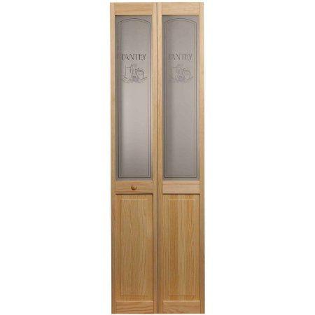 Gl 24 Inch X 80 Bifold Door