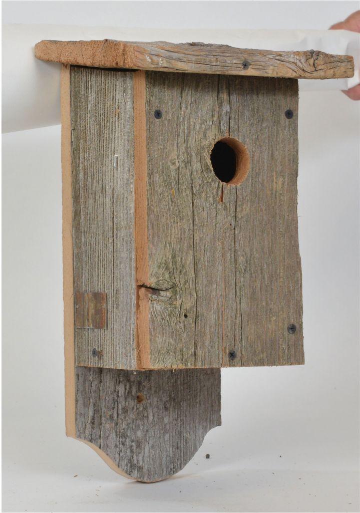 cadeaux tendance cabane oiseaux oiseau bleu cabane. Black Bedroom Furniture Sets. Home Design Ideas