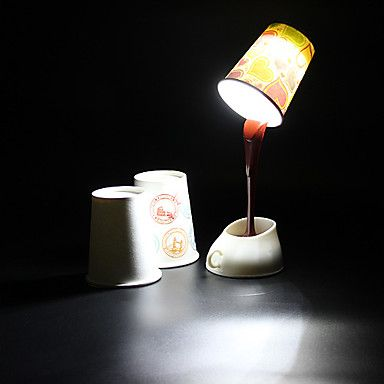 DIY+Pouring+Coffee+Design+White+Light+LED+Table+Lamp+(USB/3xAAA)+–+GBP+£+8.39