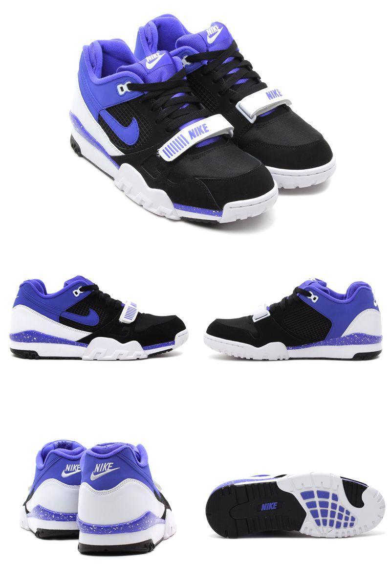 be1f8ac7688f Nike Air Trainer 2 Premium QS Black Persian Violet White