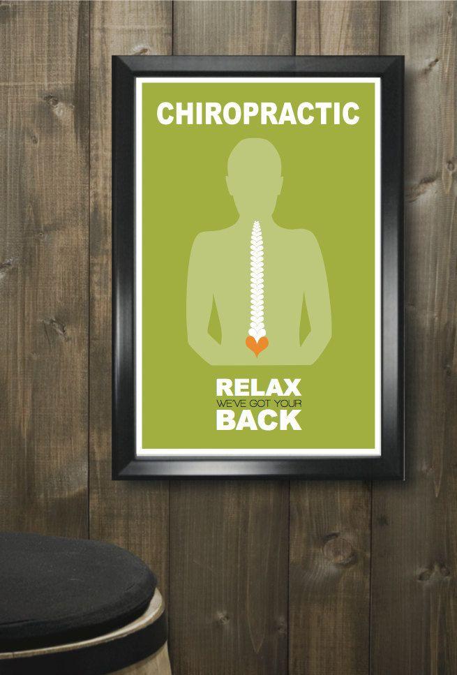 Minimalist Classroom Quotes ~ Chiropractic minimalism poster print graduation