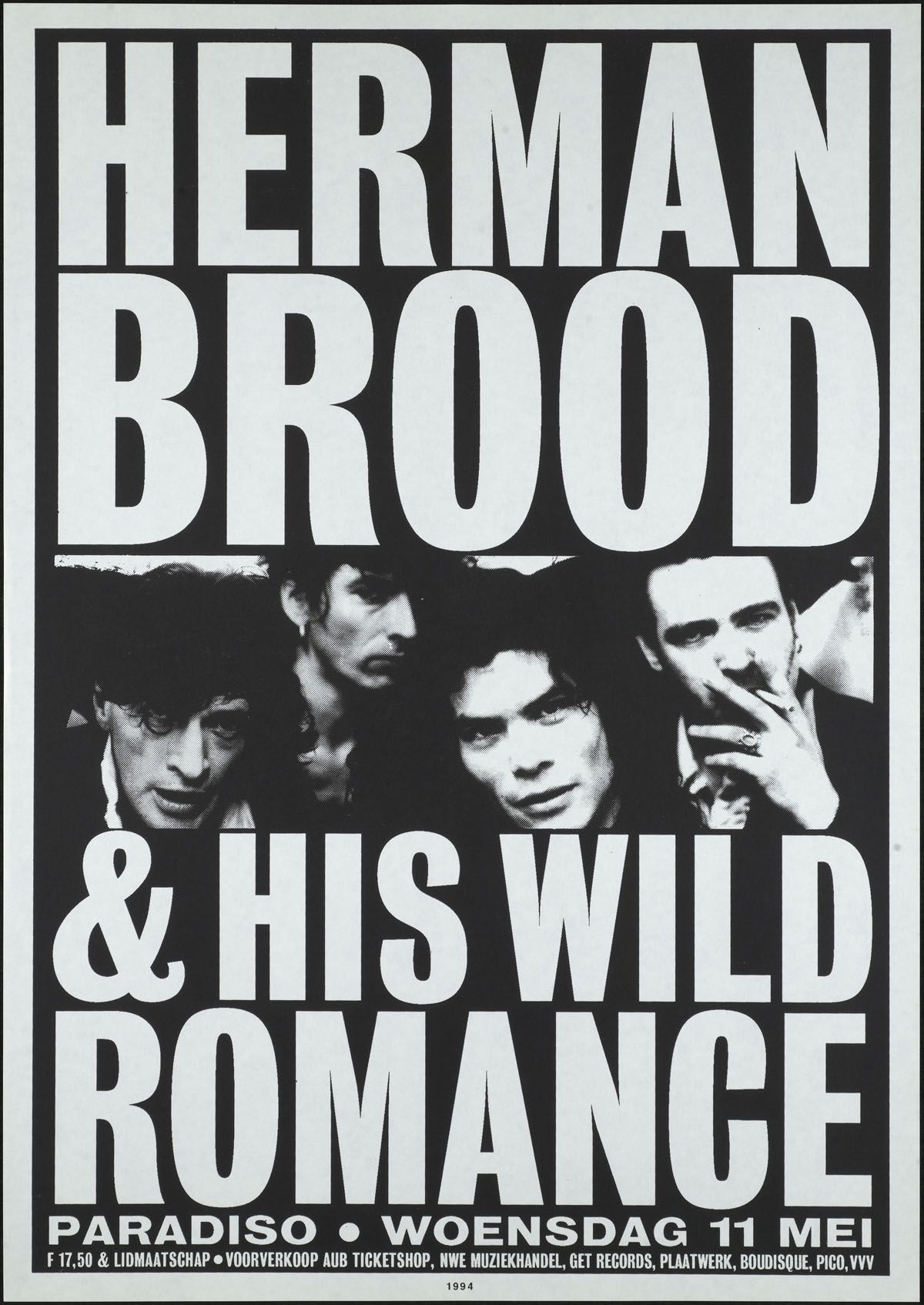 Herman Brood and his Wild Romance