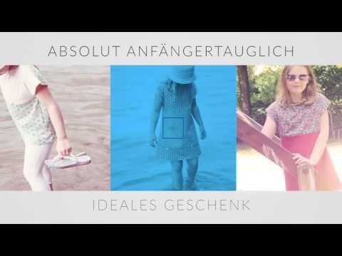 Freebook - ALEGRE - Shirt/Kleid Mädchen Größe 128-176 - tragmal - design des projekts kinder zusammen