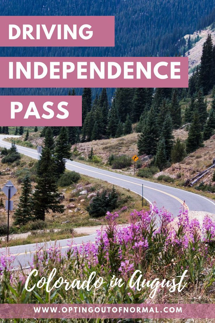 Travel To Denver Durango Or Aspen Maybe You Re Visiting Twin Lakes Area Don T Miss Driving Independence P In Colorado
