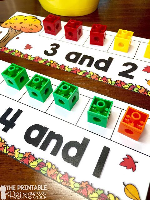 It is an image of Nifty Printable Math Centers