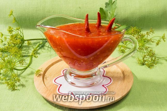 Сладкий соус чили | Рецепт | Сладкий соус чили, Соусы, Чили