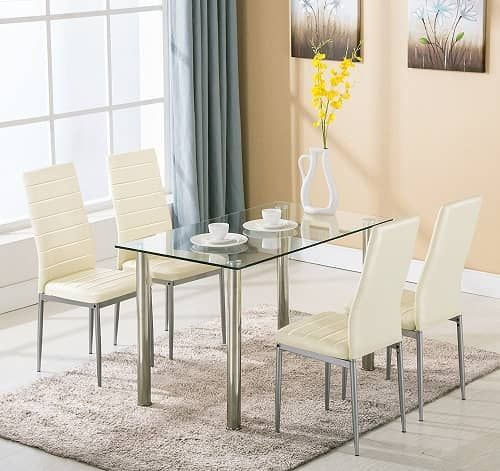 Glass Dining Table Chart-Topping Products Under $700 Glass, Room