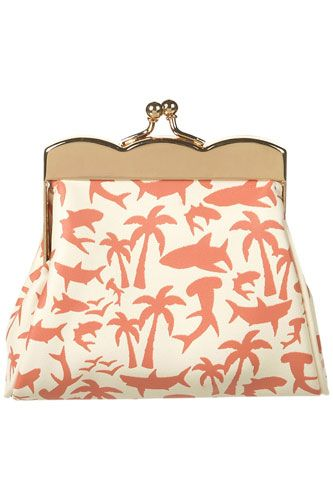 Lilli P. Beach clasp purse