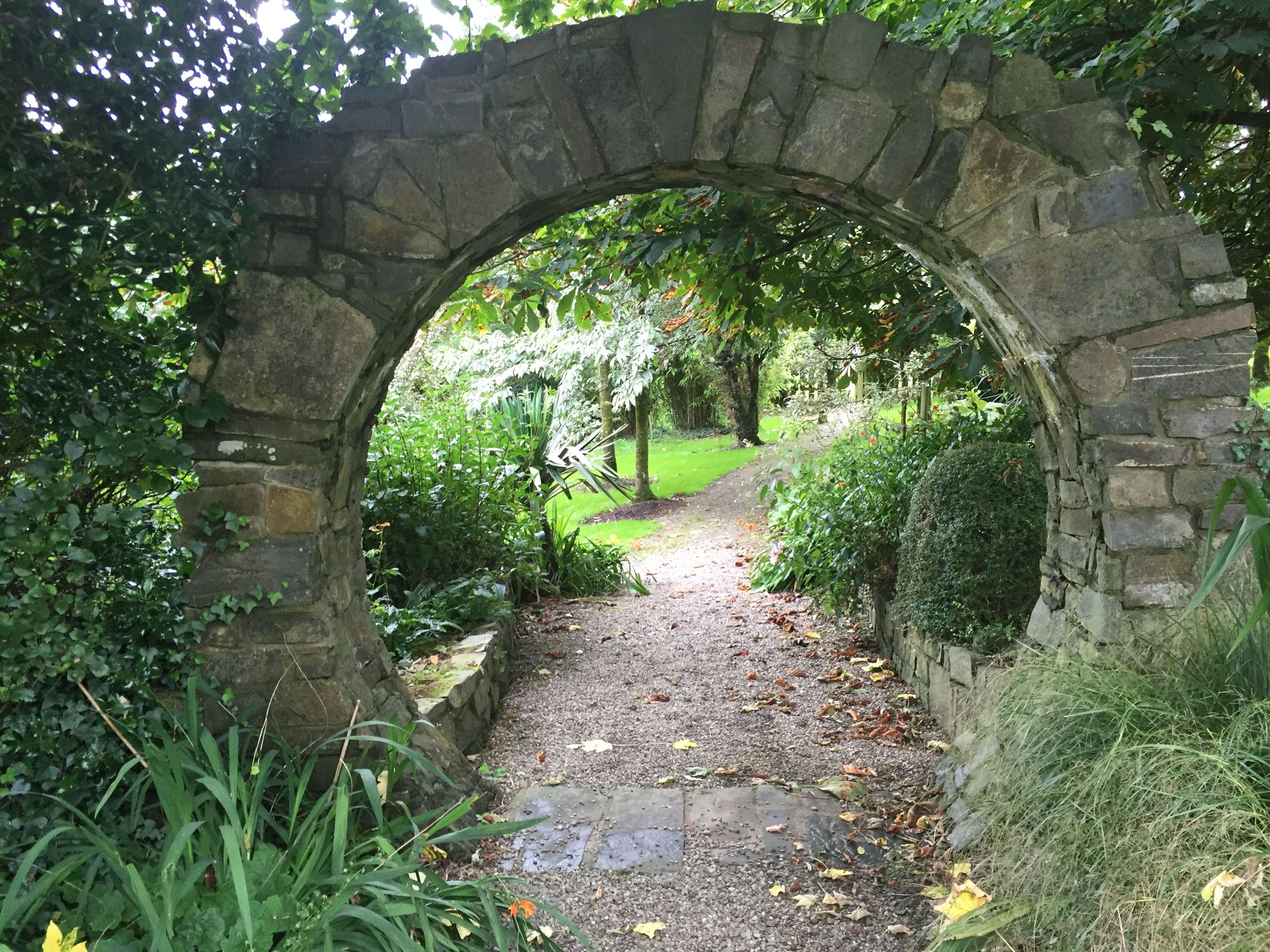 Knockpatrick Gardens in Limerick, Ireland | Garden arch ...
