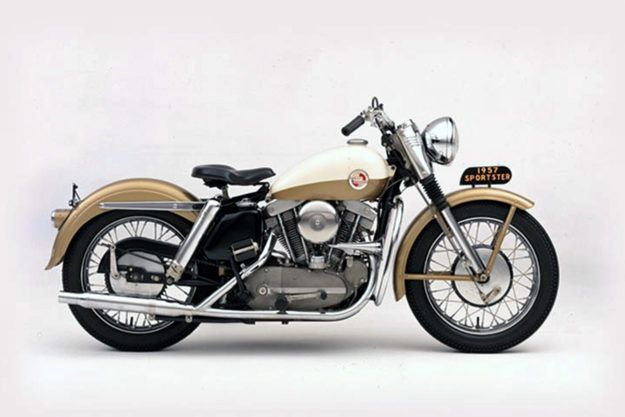 This Vintage 1957 Sportster Is Actually Brand New