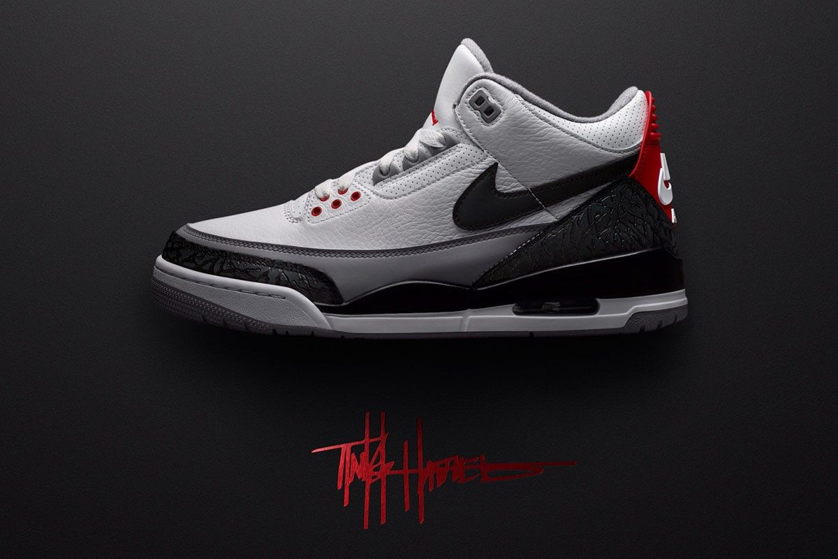 Release Date: Air Jordan III Based on Tinker Hatfield's
