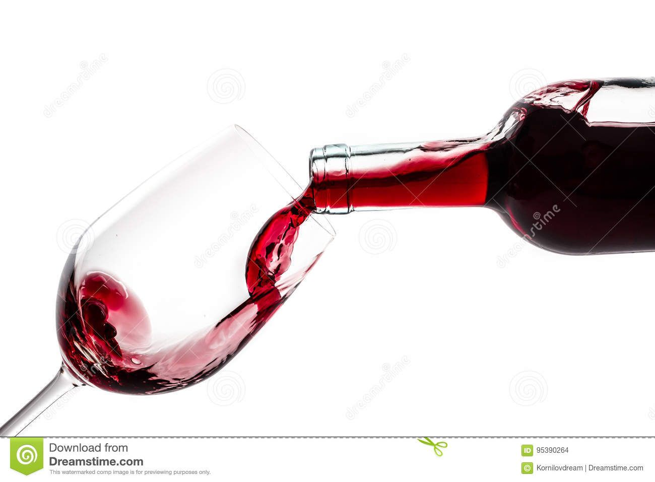 Wine Bottle Wineglass Red Wine Drinks Wine Bottle Pouring Wine