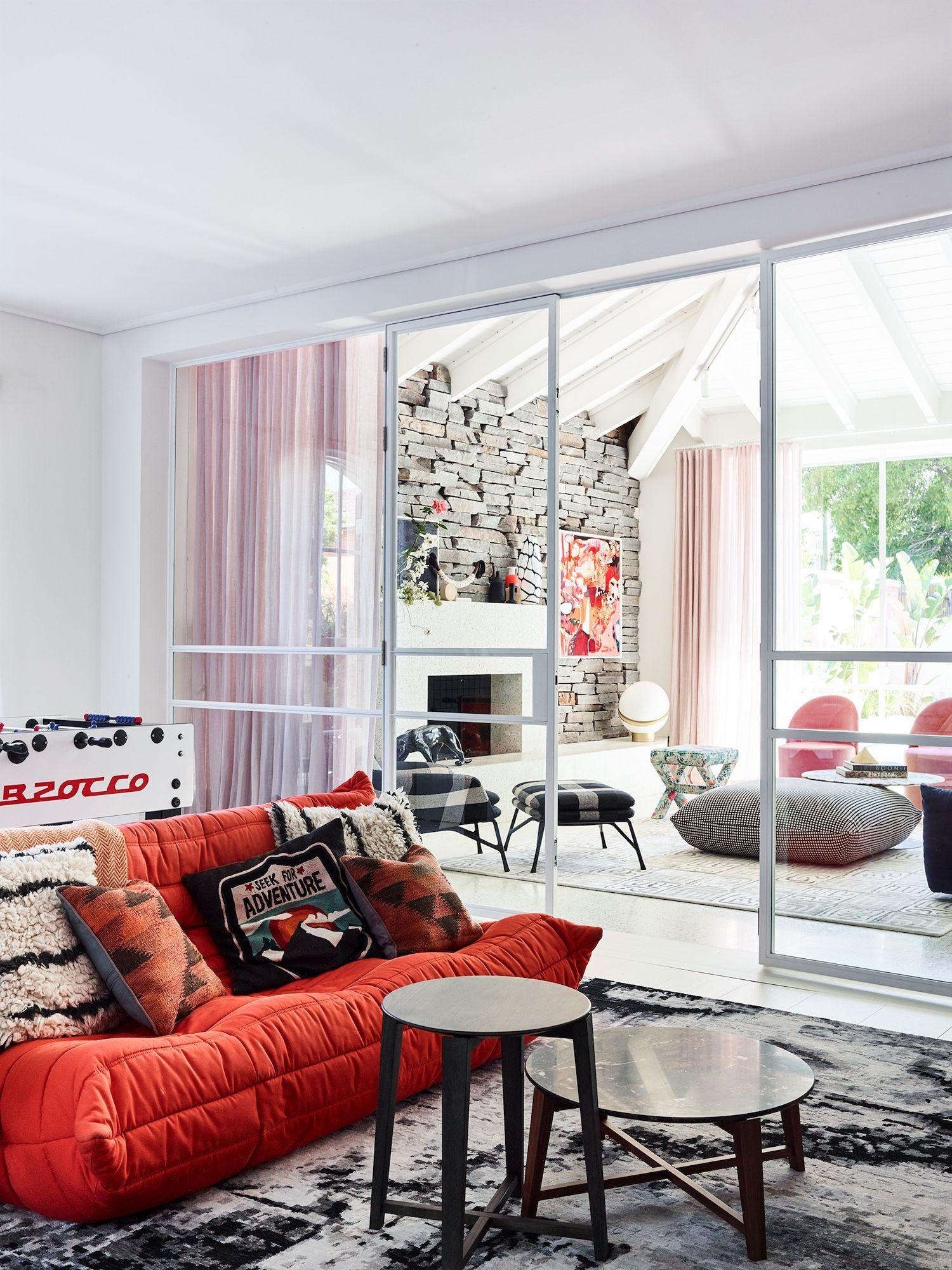 Simone Pittellas Family Home
