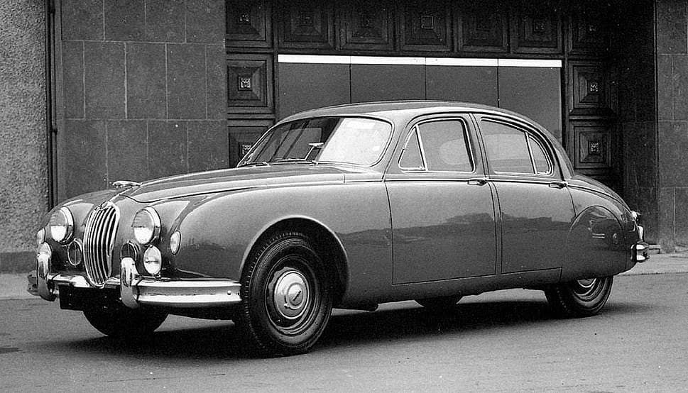 A Mark 1 2 4 Produced In The Late 1950s Jag Union Jaguar