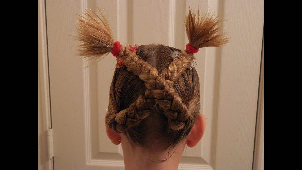 Movie Character Braid Cindy Lou The In 2020 Whoville Hair Wacky Hair Days Wacky Hair