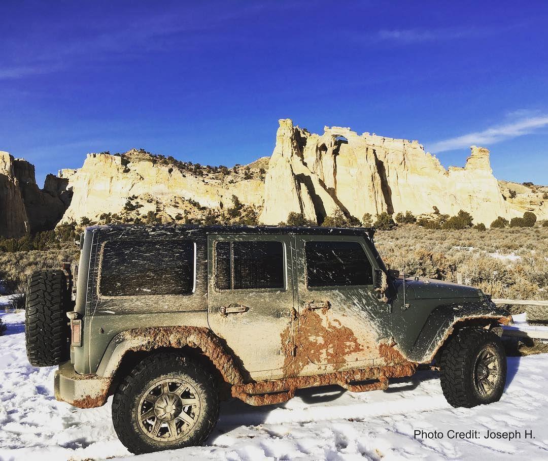 Dirt Mud And Snow Joseph H Of Utah Scored The 4x4 Day Triple