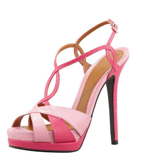 Red Summer #StilettoHeels leather Platform Peep Toe Women Pumps 10531214 - Platform #Sandals