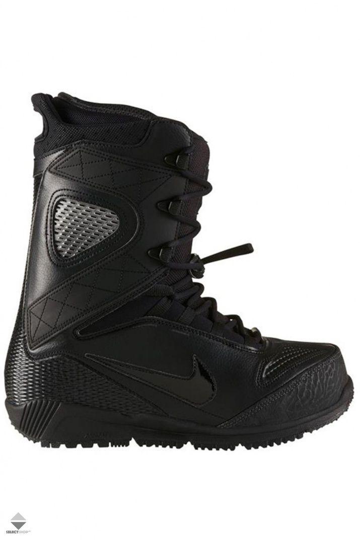 Buty Snowboardowe Nike Zoom Kaiju Black 376276 004 Snowboard Boots Boots Nike Zoom