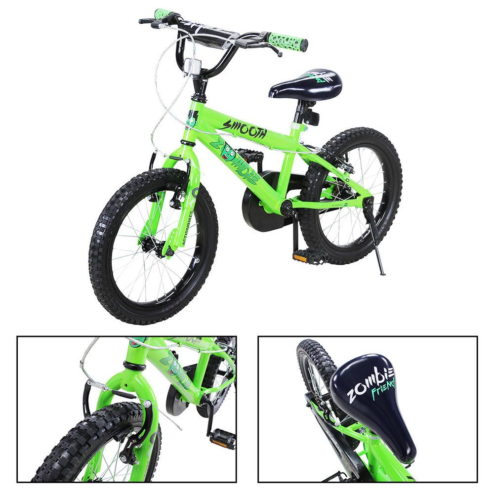 Ebay Angebot Kinderfahrrad 16 Zoll Zombie Actionbikes Jugend