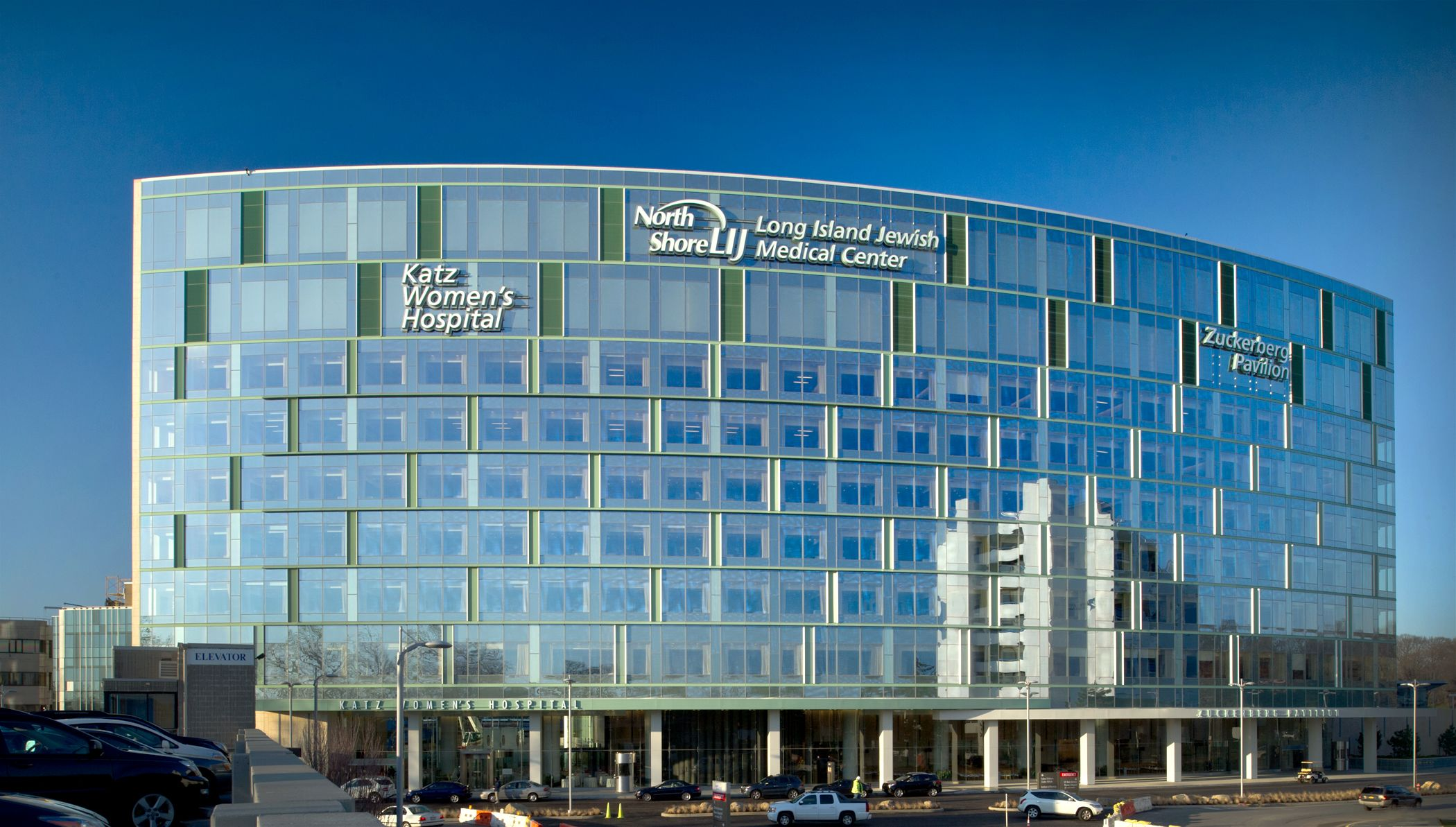 Long Island Jewish Medical Center Houses Over 700 Physicians
