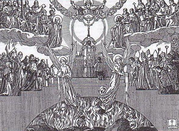 Paz e Bem.  A Santa Missa.  Na Santa Missa, o próprio Jesus Cristo dá-se a nós. É uma verdade de fé que o Verbo Encarnado se obrigou a obedecer ao sacerdote, quando este pronuncia as palavras da consagração e a vir às suas mãos sob as espécies do pão e do vinho.  VIVAT CHRISTUS REX  http://www.facebook.com/VivaCristoRei  http://google.com/+VIVACRISTOREI  http://salvecristorei.blogspot.com.br  http://www.pinterest.com/vivacristorei  http://twitter.com/VivaCristoRei