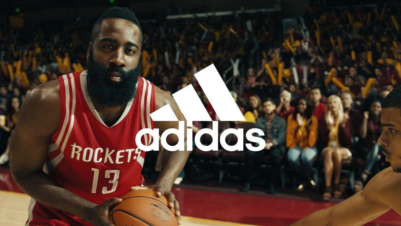 suéter Arturo En otras palabras  Basketball Needs Creators, feat. James Harden - adidas - Baby Nel Nel |  Adidas, Adidas ad, Nba pictures
