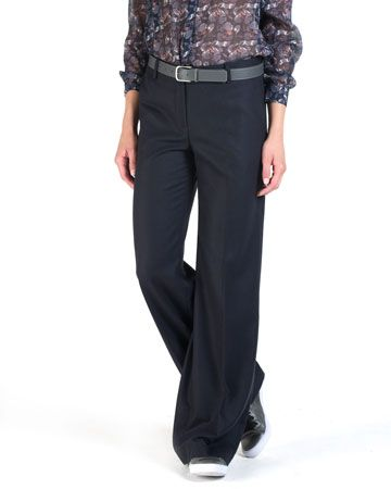 Lovely wide leg trousers