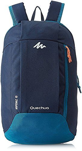 e2cc047f902 Quechua 630328 ARP Polyester Backpack, 10Liters (Blue) | College ...
