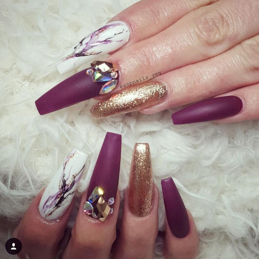 Pin de Whitney W en Nails Nails Nails | Pinterest
