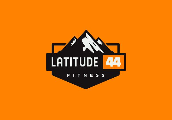 Latitude 44 Fitness Brand By The Bearded Via Behance