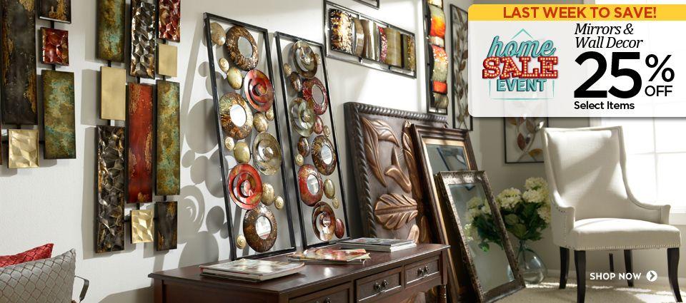 Save 25% on Select Mirrors and Wall Decor - Kirkland's ... on Floor Mirrors Decorative Kirklands id=34814