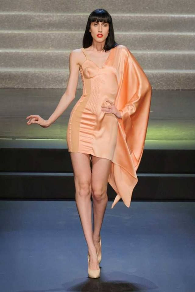 Jean Paul Gaultier SS15 - Paris Fashion Week